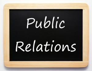 Public Relations - Communications Concept