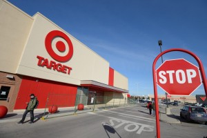 One of the first Canadian target stores in Guelph, Ontario. THE CANADIAN PRESS IMAGES/Stephen C. Host